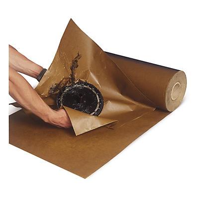 Papier kraft paraffiné##Kraftpapier met paraffinelaag