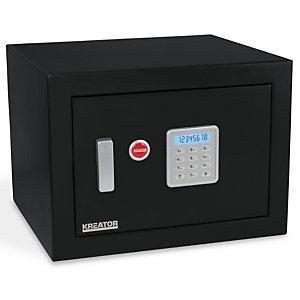 KREATOR KRT692030, Caja fuerte ignífuga, cierre electrónico