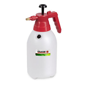 KREATOR Pulverizador manual a presión, 2L