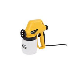 KREATOR Pulverizador de pintura eléctrico de 130 W
