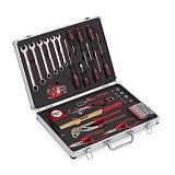 KREATOR Set de herramientas en maleta 51 piezas