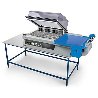 Thermofilmeuse ESP42A##Krimpfoliemachine ESP tafelmodel