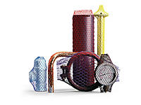 Kunststoff-Schutznetze