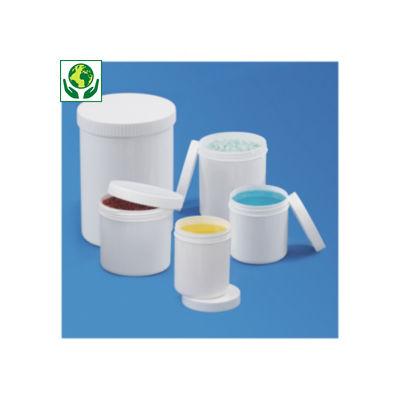 Kunststoffdosen mit Schraubverschluss