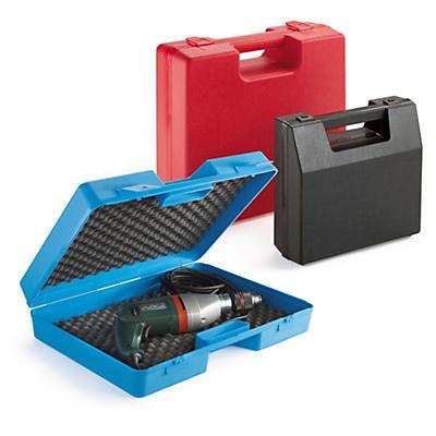 Kunststoffkoffer mit integriertem Tragegriff