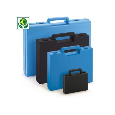 Kunststoffkoffer mit Tragegriff