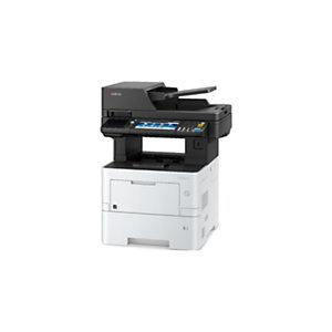 Kyocera ECOSYS M3645idn, Laser, Impresión en blanco y negro, 1200 x 1200 DPI, 100 hojas, A4, Negro, Blanco 1102V33NL0