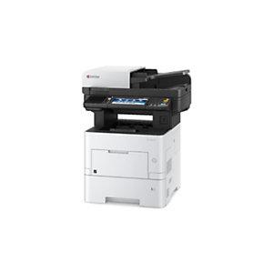 Kyocera ECOSYS M3655idn, Laser, Impresión en blanco y negro, 1200 x 1200 DPI, 100 hojas, A4, Negro, Blanco 1102TB3NL0