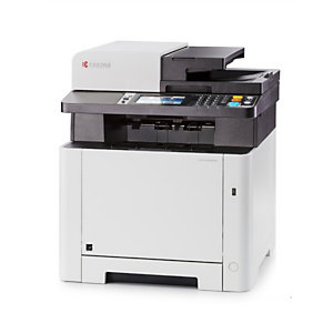 Kyocera ECOSYS M5526cdn, Laser, 600 x 600 DPI, 250 hojas, A4, Impresión directa, Negro, Blanco 1102R83NL0