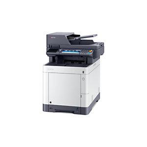 Kyocera ECOSYS M6230cidn, Laser, 1200 x 1200 DPI, 250 hojas, A4, Impresión directa, Negro, Blanco 1102TY3NL0