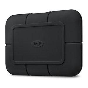 Lacie Rugged Pro, 1000 GB, Negro STHZ1000800