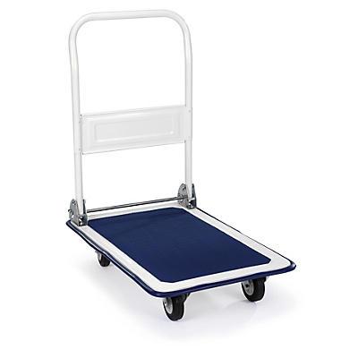 Ľahký plošinový vozík