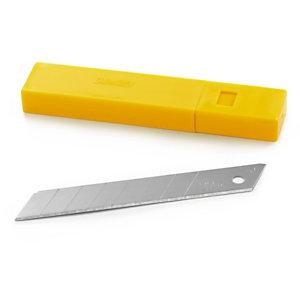 Lame 18 mm pour cutter industriel L1 et PL1 OLFA®