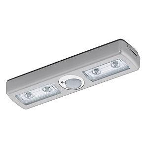 Lampada applique per armadio, Grigio
