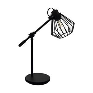 Lampada da tavolo LED Tabillano 1, Nero