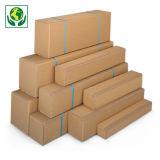 Lange Kartons mit Öffnung an der Längsseite, 2-wellig, braun