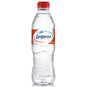Lanjaron Agua mineral sin gas, botella