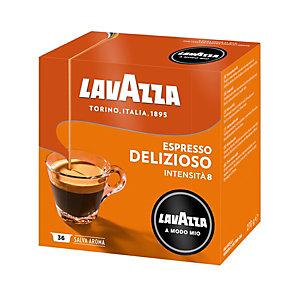 Lavazza A Modo Mio Delizioso Capsule per caffè, Espresso, Tostatura media, 36 dosi, 270 g