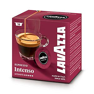 Lavazza A Modo Mio Intenso, Capsule per caffè, Espresso, Tostatura media, 16 dosi, 120 g (confezione 16 pezzi)