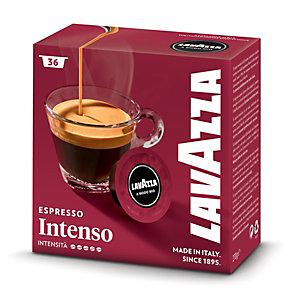 Lavazza A Modo Mio Intenso, Capsule per caffè, Espresso, Tostatura media, 36 dosi, 270 g (confezione 36 pezzi)