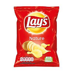 Lay's Paquet de Chips nature - Sachet 45 g