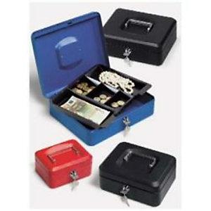 Lebez, Sicurezza e antinfortunistica, Cassetta metallo 30x24x9 cm blu, 065-BL