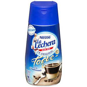 La Lechera Leche Condensada entera botella antigoteo 450 gr