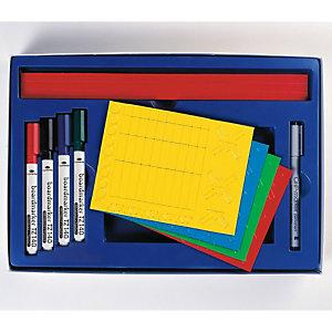 LEGAMASTER Kit planning Set 1 pour une personne, 24 x 35 x 5 cm