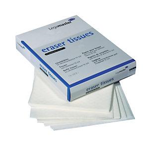 Legamaster Recambio de borrador para pizarra blanca, caja de 100
