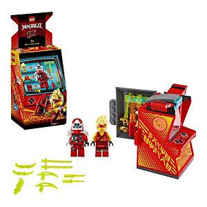 Lego, Costruzioni, Avatar di kai - pod sala giochi- nj, 71714