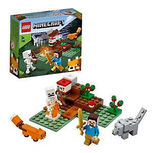 Lego, Costruzioni, Avventura nella taiga, 21162A
