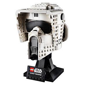 Lego, Costruzioni, Casco da scout trooper, 75305