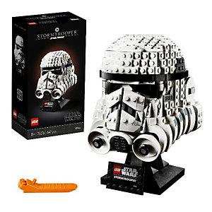 Lego, Costruzioni, Casco di stormtrooper, 75276