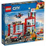 Lego, Costruzioni, Caserma dei pompieri, 60215A