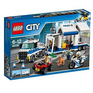 Lego, Costruzioni, Centro di comando mobile, 60139