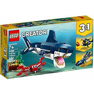 Lego, Costruzioni, Creature degli abissi, 31088
