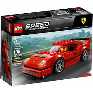 Lego, Costruzioni, Ferrari f40 competizione, 75890