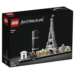 Lego, Costruzioni, Parigi, 21044A