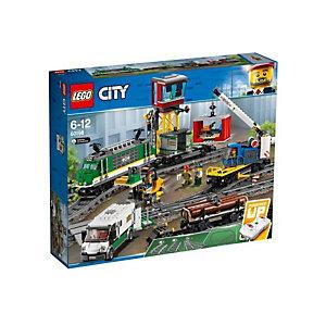 Lego, Costruzioni, Treno merci, 60198