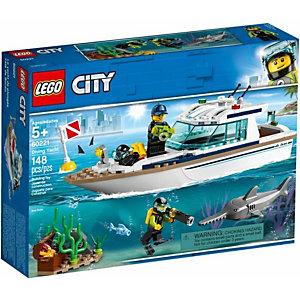 Lego, Costruzioni, Yacht per immersioni, 60221A