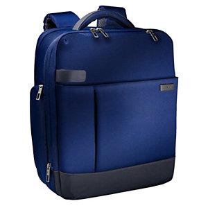 "Leitz Complete Zaino Smart Traveller per notebook 15,6"", Poliestere, Blu Titanio"