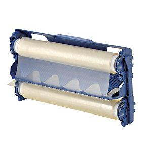 Leitz CS9, A4, cartucho de plastificación en frío, gris, 80µ