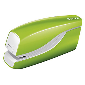 Leitz Cucitrice elettrica NeXXt Series WOW, Verde lime