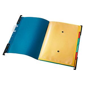 Leitz Divide-it-up carpeta colgante clasificadora A4