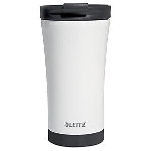 Leitz Mug isotherme WOW - 380 ml - Sans BPA - Noir