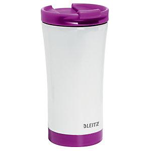 Leitz Mug isotherme WOW - 380 ml - Sans BPA - Violet