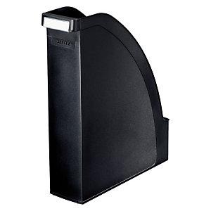 Leitz Plus Revistero, poliestireno, 78x300x278mm, negro