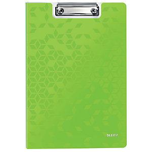 Leitz Portablocco con copertina WOW, Verde lime