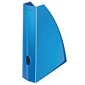 Leitz Portariviste in polistirene WOW 60 mm azzurro perlato
