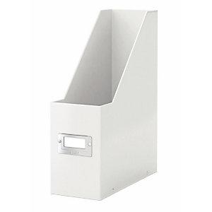 LEITZ porte-revues Click & Store, dos 10 cm - Blanc